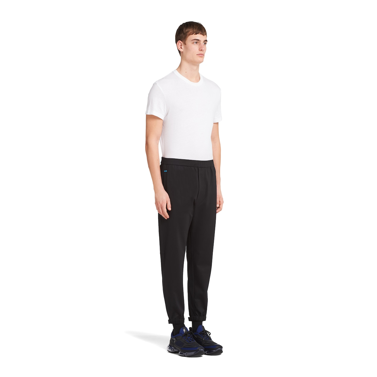 Prada 平纹针织长裤 3