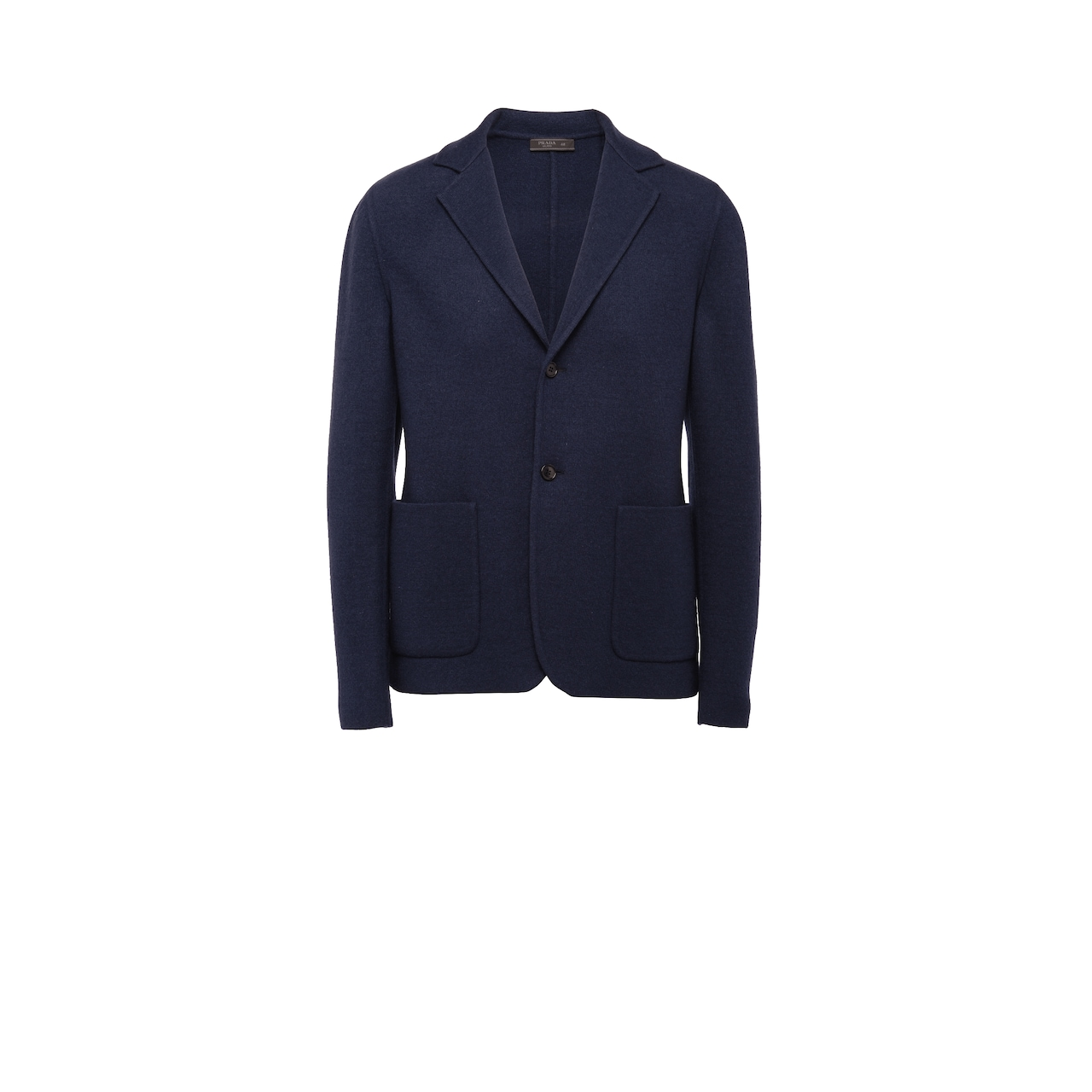 Double Wool Cashmere Jacket