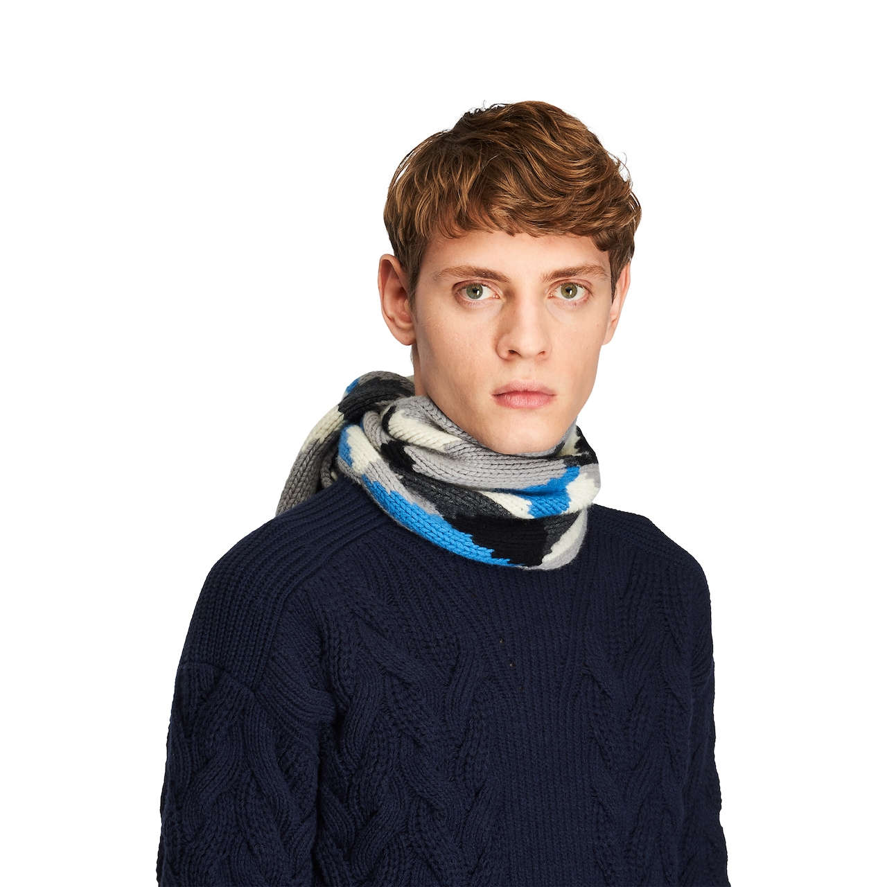 Prada Wool and cashmere scarf 2