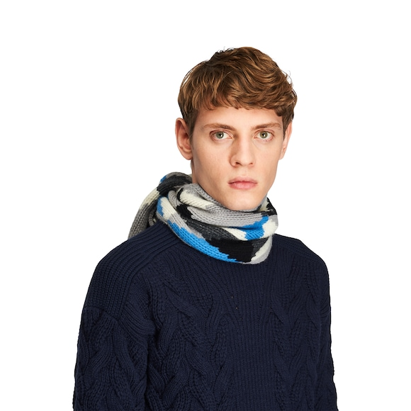 Prada Wool and cashmere scarf 3