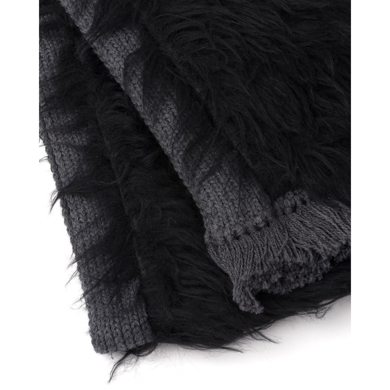 Prada Cablé wool scarf 4