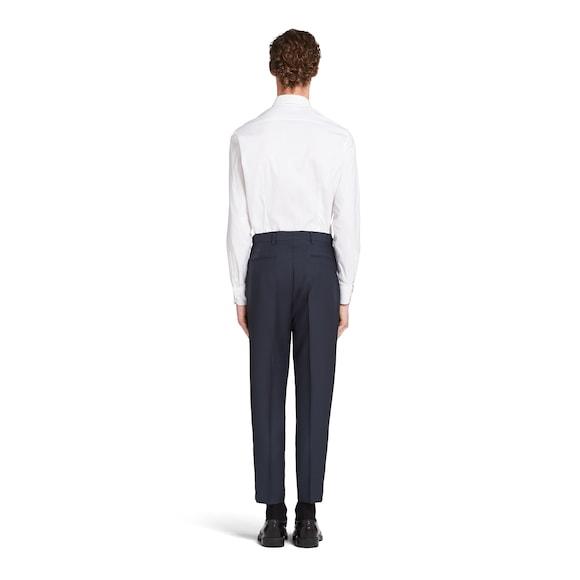 Prada Wool trousers 4