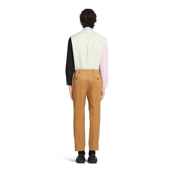 Prada Cotton trousers 4