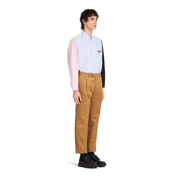 Prada Cotton trousers 2
