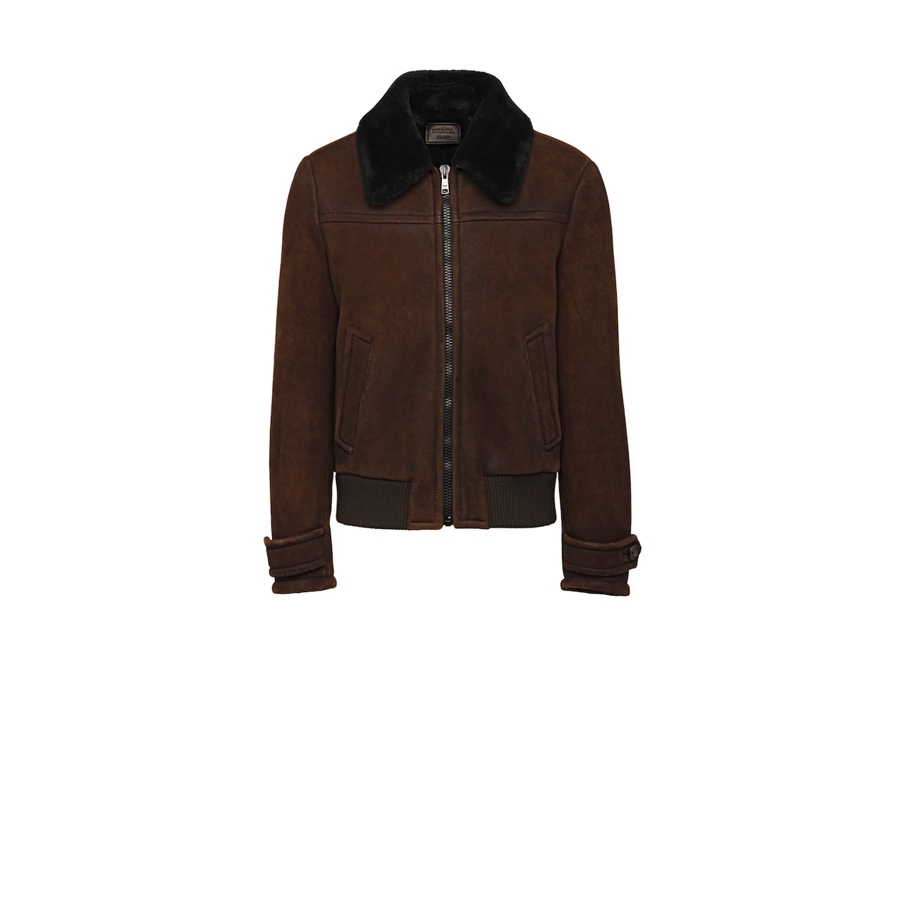 Suede Sheepskin Jacket