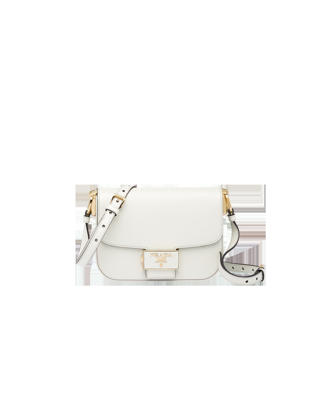 Prada Emblème Saffiano Leather Bag