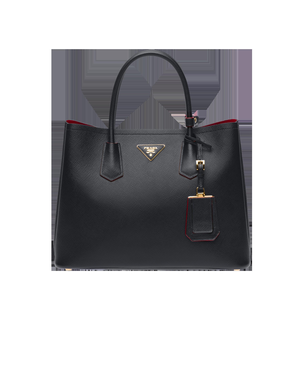 2 prada bags | Prada bag, Bags, Red leather bag