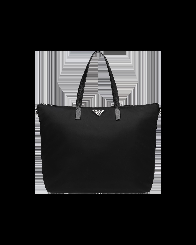 Black Shopping bag with logo | Prada | Vesker | Miinto.no