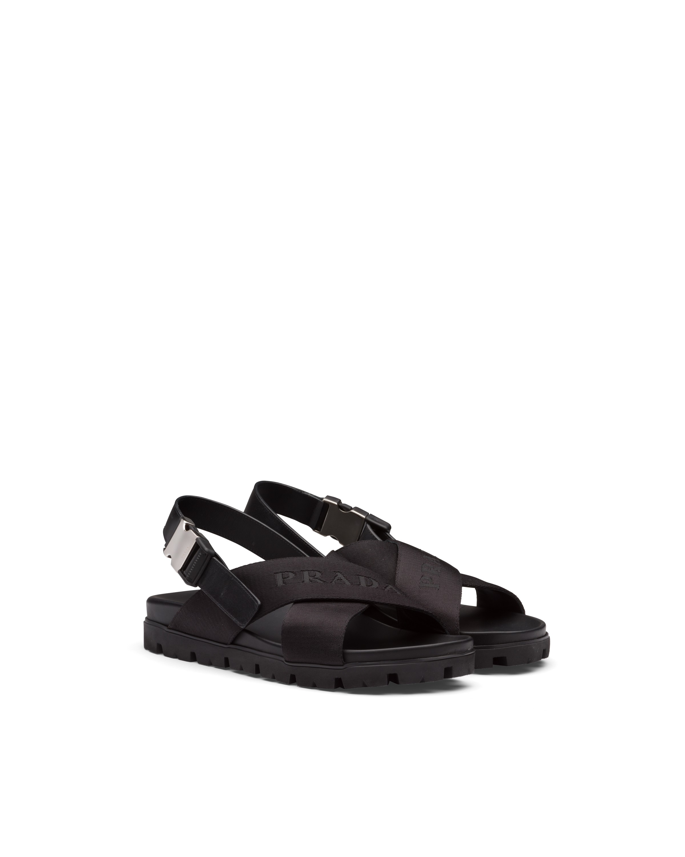 Montana calf leather sandals
