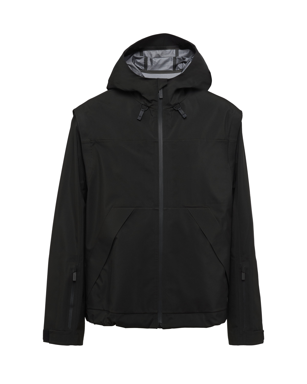 LR MX021 technical fabric jacket